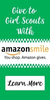 Give to Girl Scouts Amazon